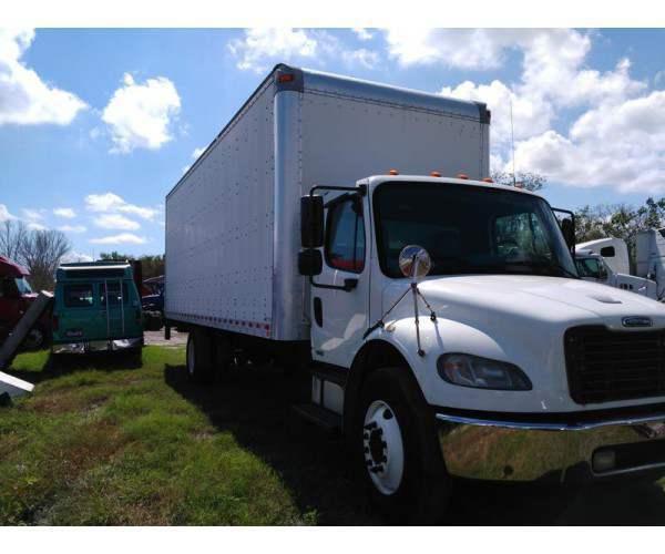 2007 Freightliner M2 Box Truck 4