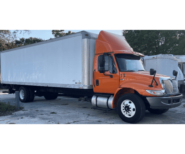 2012 International 4300 Box Truck  in FL
