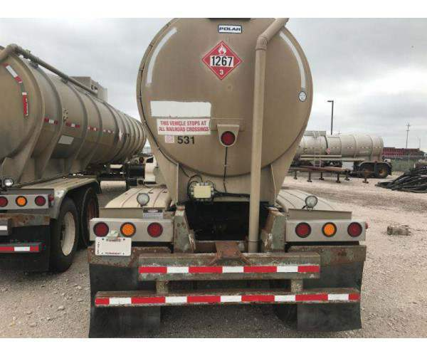 2002 Polar Crude Oil Tank Trailer3