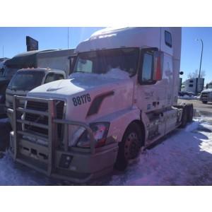 2012 Volvo VNL 670 in Canada