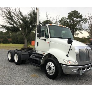 2007 International 8600 Day Cab in SC