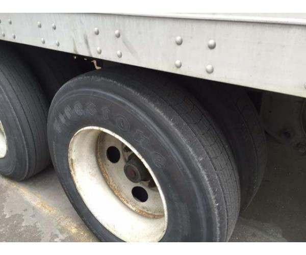 """2003 Lufkin 53' x 102"""" Dry Vans 2"""