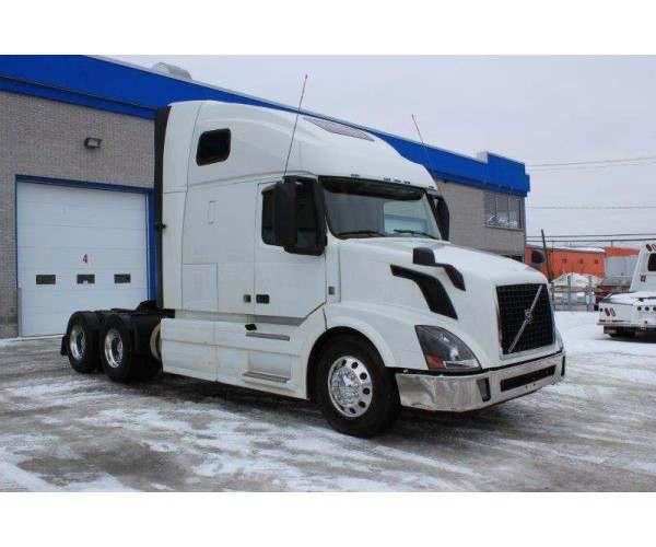 2013 Volvo VNL 670 8