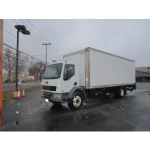 2013 Peterbilt 220 Box Truck in NJ