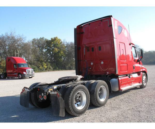 2012 Freightliner Cascadia in TN, Cummins ISX, 10 speed, wholesale, NCL Truck Sales