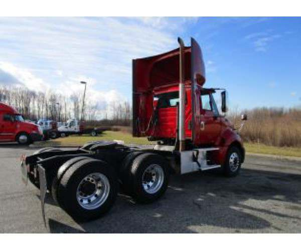 2012 International Prostar Day Cab 3