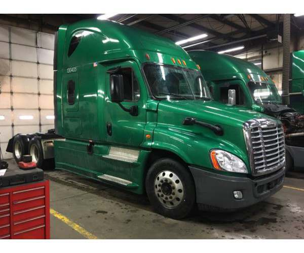 2014 Freightliner Cascadia 6