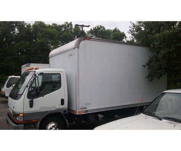 1999 Mitsubishi Fuso 16' box truck in Tennessee