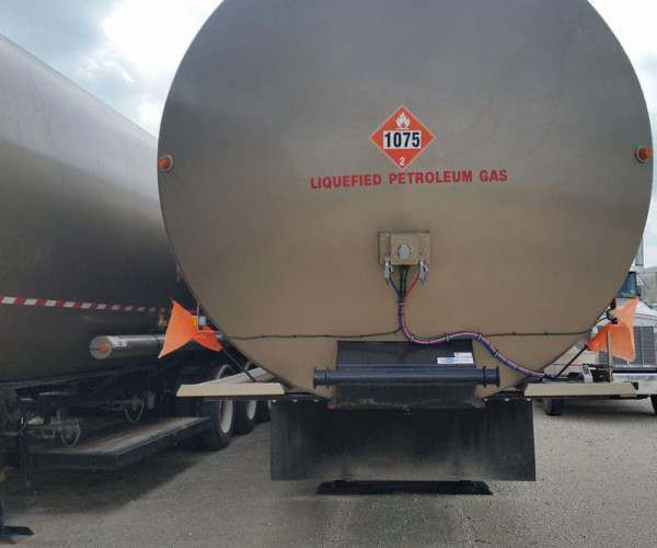 2011 Westmor LPG Tank Trailer in TX