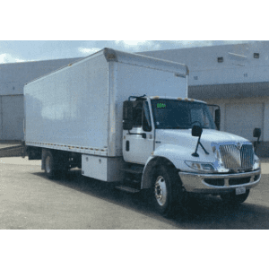 2011 International 4300 Box Truck in OR