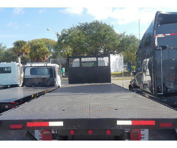 2006 Chevrolet T8500 Flatbed Truck5