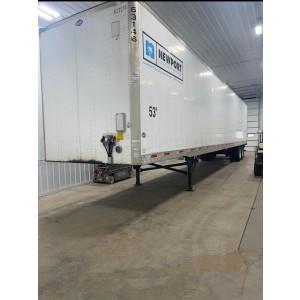 2011 Utility Dry Van Trailer