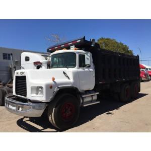 2000 Mack DM690 Dump Truck in FL