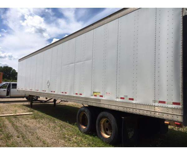 2000 Great Dane Dry Van Trailer 2