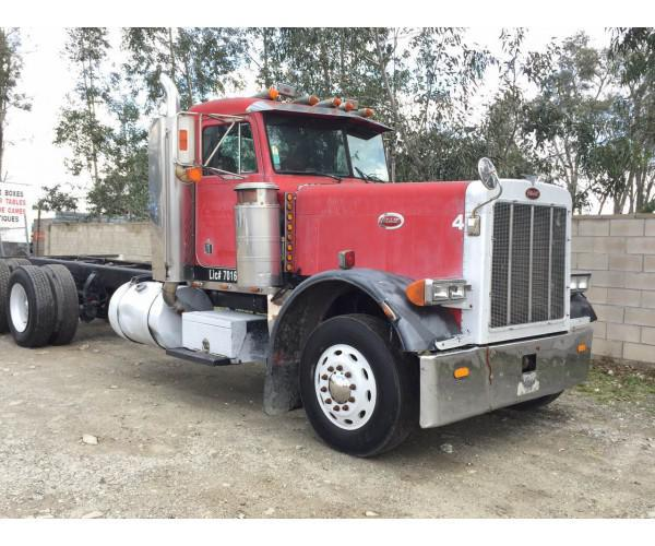 1989 Peterbilt 379 Day Cab 2