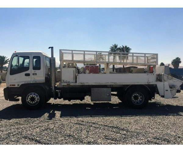 2006 GMC T7500 Line Pump Truck in CA
