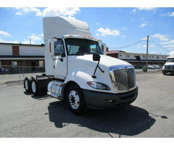 2010 International Prostar Day Cab 5