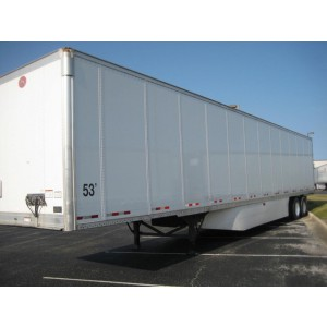 2012 WabashGreat Dane Dry Van Trailer in IN