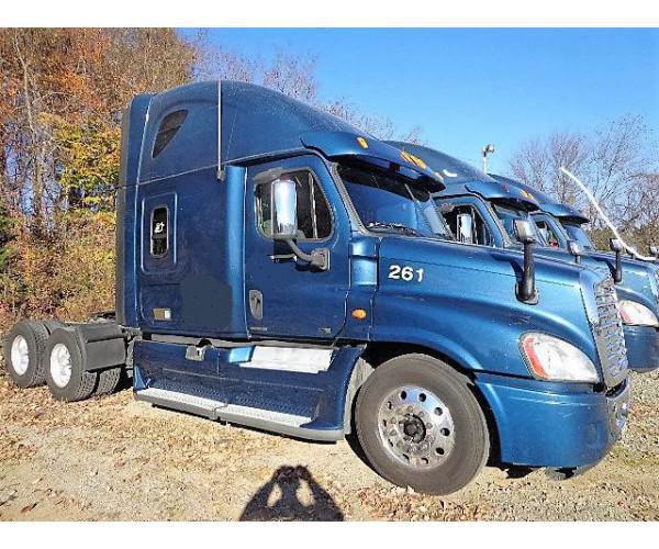 2012 Freightliner Cascadia 4