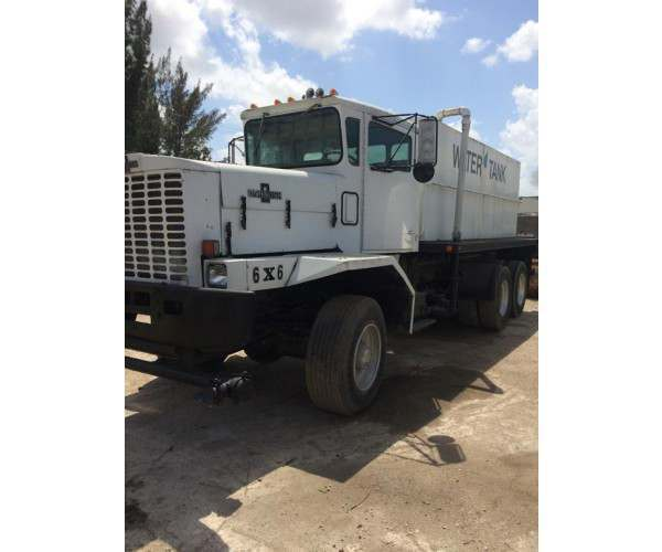 Oshkosh FA2646 6x6 water truck, 6x6, Florida, wholesale, NCL Truck Sales