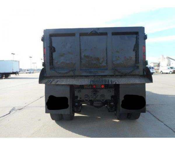 2002 Mack RB688S Dump Truck 3