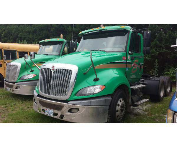 2013 International Prostar Day Cab with maxxforce in north carolina, wholesale deal