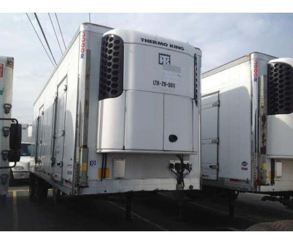 2005 Utility Reefer Trailer