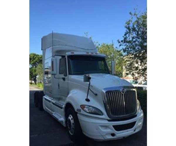 Prostar sleeper truck