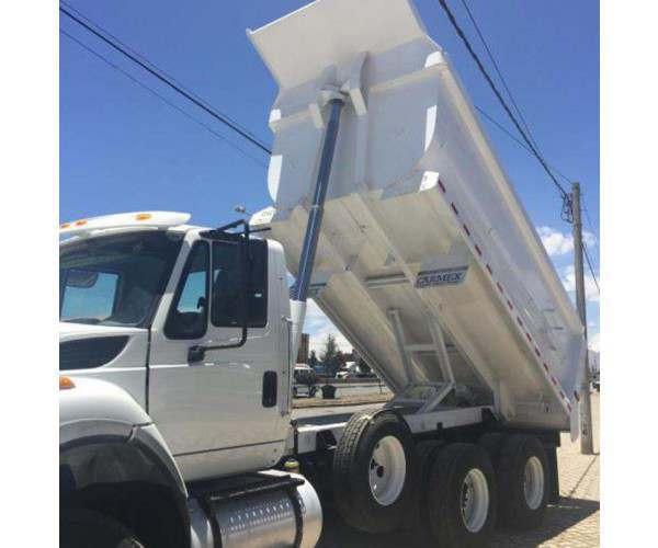 2016 International 7600 Dump Truck 1