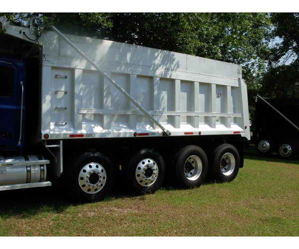 2007 Mack CT713 Dump Truck in AL