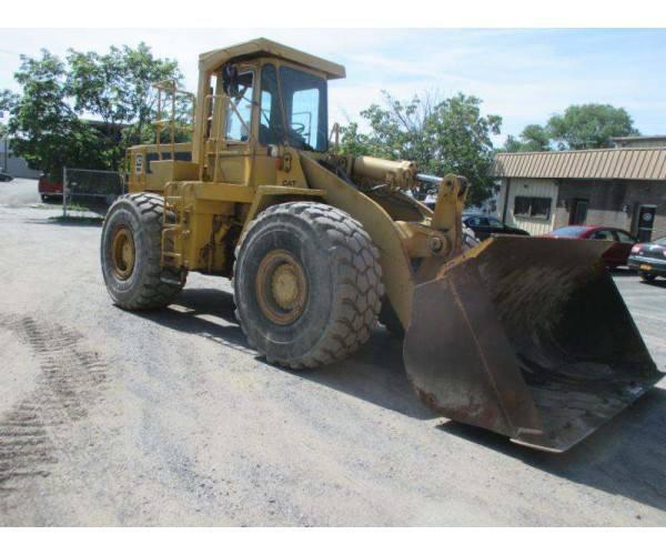 Cat 966D Wheel Loader in NY