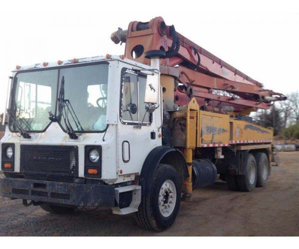 2007 Sany 37M Concrete Pump cheap