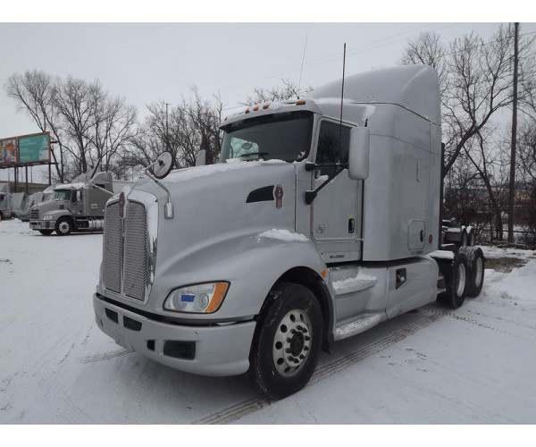 2012 Kenworth T660 9