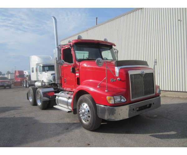 2007 International 9400 Day Cab in NY