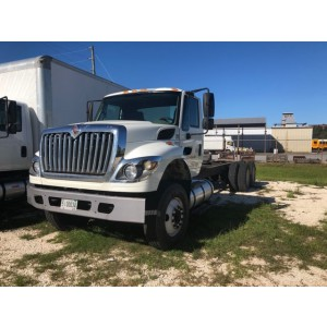 2013 International 7400 Cab&Chassis in AL