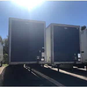 2015 Wabash Dry Van Trailer