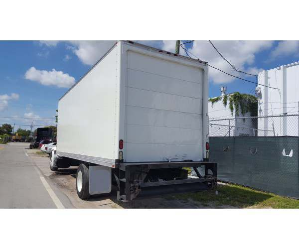 2001 International 4300 Box Truck in FL