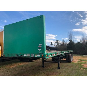 2009 Trail King Flatbed Trailer in AL
