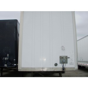 2007 Wabash Drop Frame Van Trailer in MI