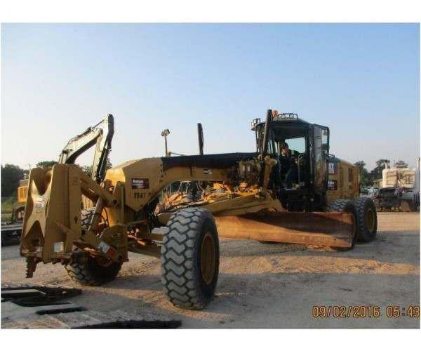 2014 Caterpillar 140M2 Motor Grader 2