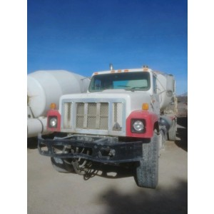 1999 International 2574 Mixer Truck in NM