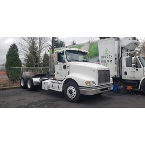 2008 International 9200 Day Cab in OR