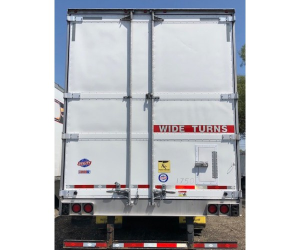 2014 Utility Reefer Trailer in UT
