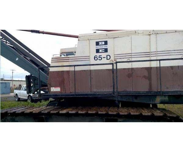 1978 Bucyrus-Erie 65D-85 Ton Crane