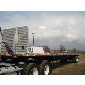 2008 Utility Flatbed Trailer in MI
