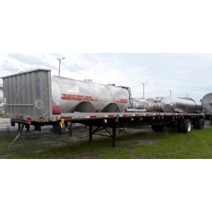 2002 Utility Flatbed Trailer in AL