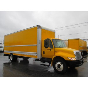 2013 International 4300 Box Truck in GA