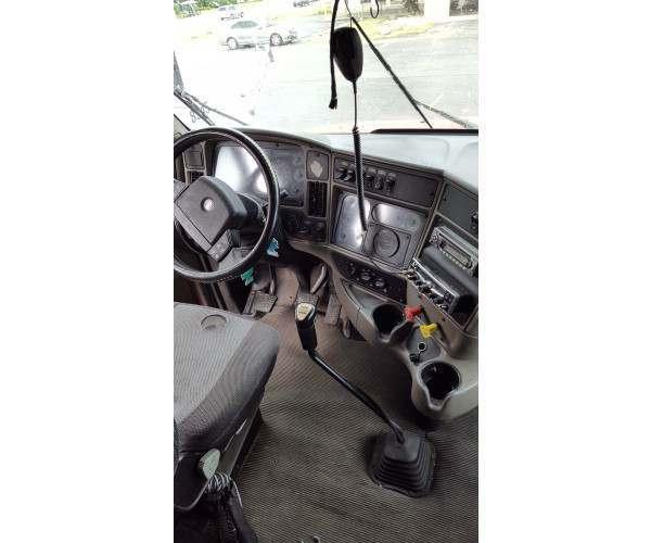2007 Kenworth T2000 interior pics