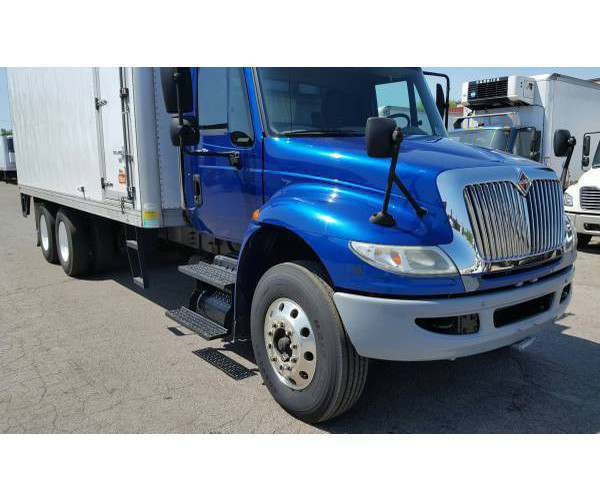 2009 International 4400 Reefer Truck 7