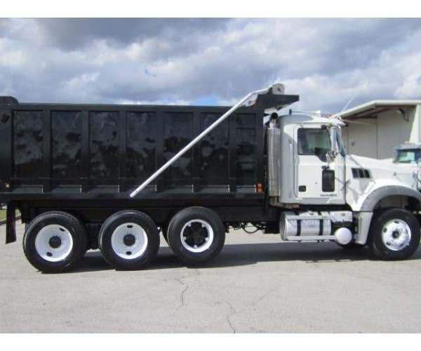 2007 Mack CTP713 Dump Truck 7